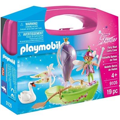 Playmobil Fairies 9105 Fairy Boat Carry Case