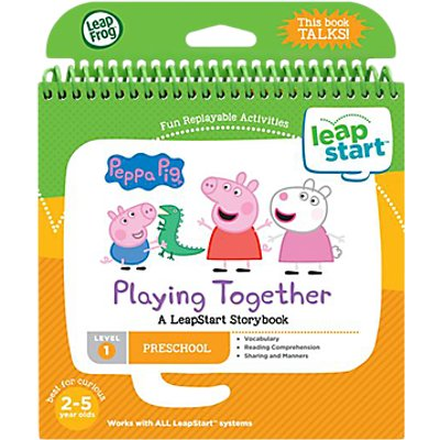 LeapFrog LeapStart Playing Together A LeapStart Storybook