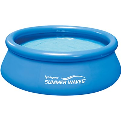 Summer Waves 8ft/2.4m Quick Set Pool