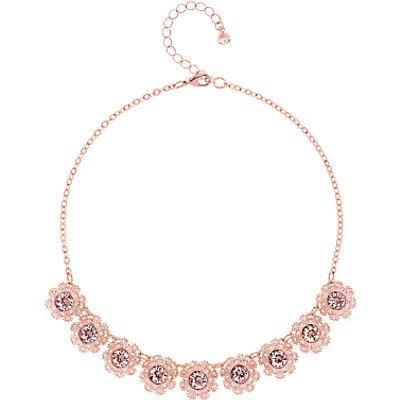 Ted Baker Siero Swarovski Crystal Daisy Lace Necklace - 5055336357637
