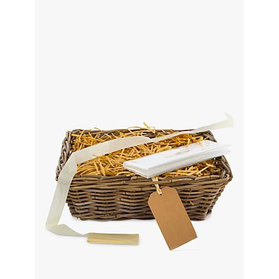 John Lewis & Partners Fill Your Own Basket
