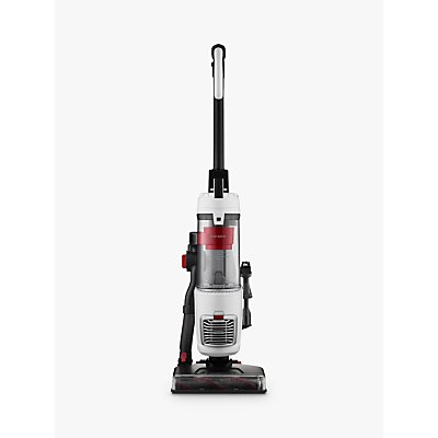 John Lewis & Partners 3L Upright Vacuum Cleaner, White
