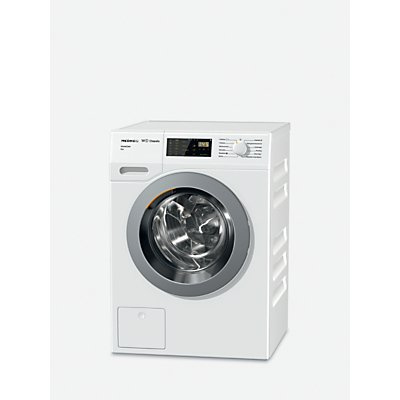 Miele WDB036 HomeCare Freestanding Washing Machine, 7kg Load, A+++ Energy Rating, 1400rpm Spin, White