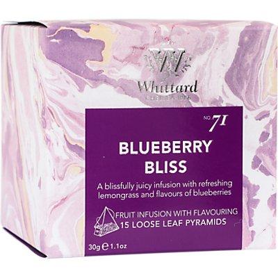 Whittard Blueberry Bliss Tea Bags  30g - 5022032124399