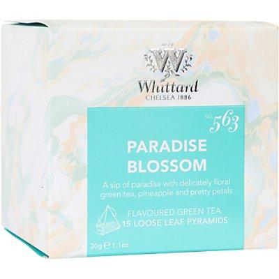 Whittard Paradise Blossom Tea Bags  30g - 5022032124429