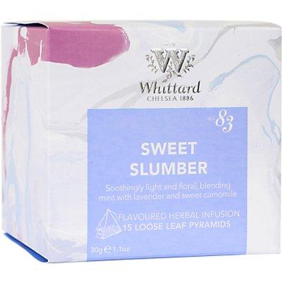 Whittard Sweet Slumber Tea Bags  30g - 5022032124382
