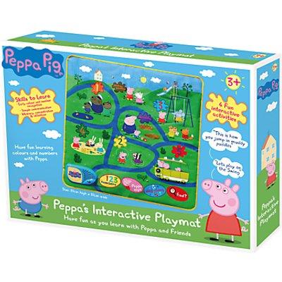 Peppa Pig Peppa's Interactive Playmat