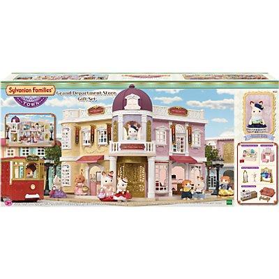 Sylvanian Families Town Series Grand Department Store Gift Set