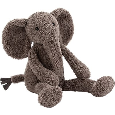 Jellycat Slackajack Elephant Soft Toy, Small