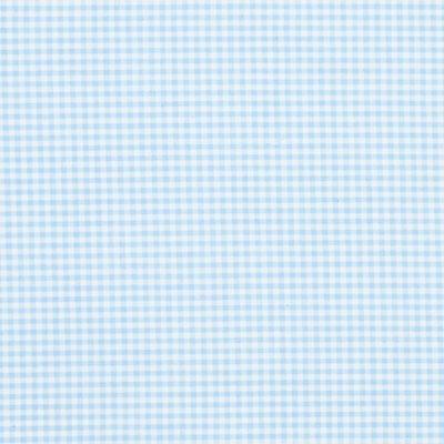 JANE MAKOWER Small Gingham Check Fabric - 24520386
