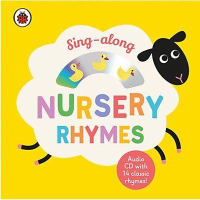 Sing Along Nursery Rhymes Children's Board Book