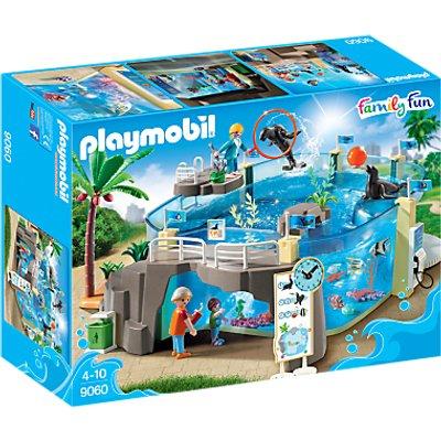 Playmobil Aquarium 9060 Aquarium Play Set