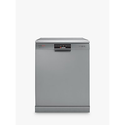 Hoover Wizard HDP 2T62FX Freestanding Wi-Fi Dishwasher, Stainless Steel