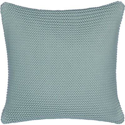 little home at John Lewis Addison Knitted Cushion - 24684606