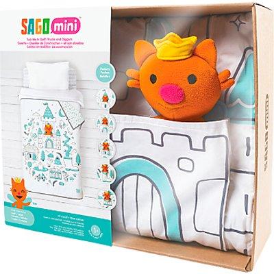 Sago Mini Fairy Tales Quilt