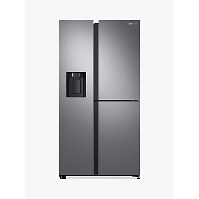 Samsung RS68N8670S9 American-Style Freestanding 65/35 Fridge Freezer, A+ Energy Rating, 91cm Wide, S