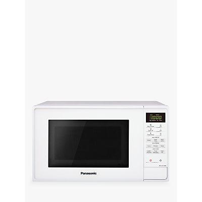 Panasonic NN-E27JWMBPQ Microwave, White