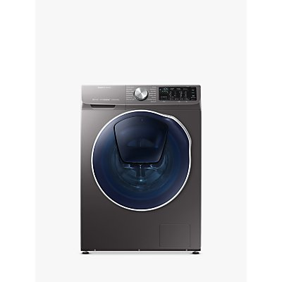 Samsung QuickDrive WD90N645OOX/EU Freestanding Washer Dryer with AddWash, 9kg Wash/5kg Dry Load, A Energy Rating, 1400rpm Spin, Graphite