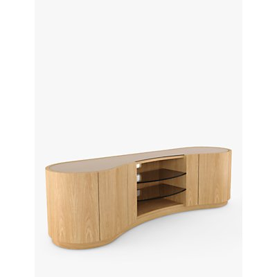 Tom Schneider Swirl 1800 TV Stand for TVs up to 75