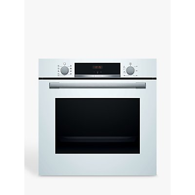 Bosch HBS534BW0B Built In Single Oven  White - 4242005057382