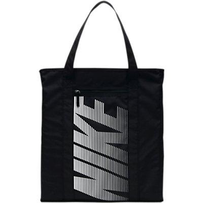 Nike Gym Training Tote Bag  Black White - 883412232296