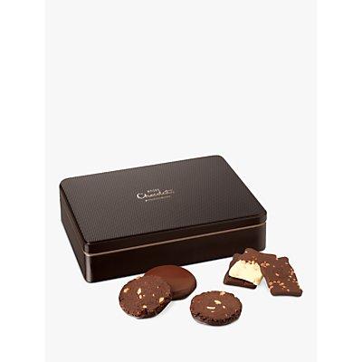 Hotel Chocolat The Chocolate Biscuit Tin, 475g
