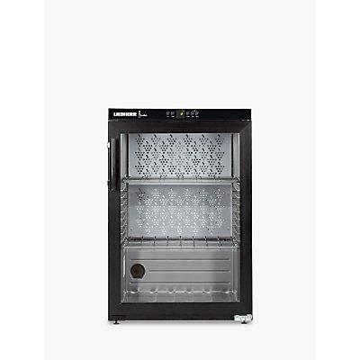 Liebherr WKB1812 Vinothek Freestanding Wine Cabinet, Black
