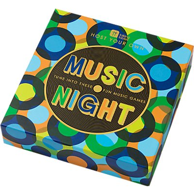 Talking Tables Host Your Own Music Night In
