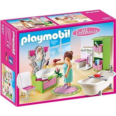 Playmobil Dollhouse 5307 Vintage Bathroom