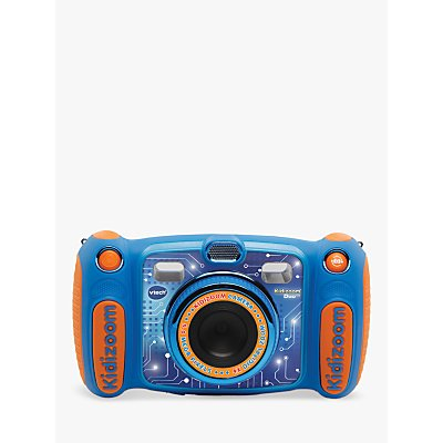 VTech Kidizoom 5.0 Megapixel Duo Children's Camera with 4GB SD Card