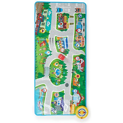 John Lewis & Partners Drive Activity Playmat