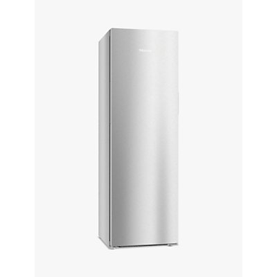 Miele FNS28463ECLST Tall Freestanding Freezer, A+++ Energy Rating, 60cm Wide, Silver