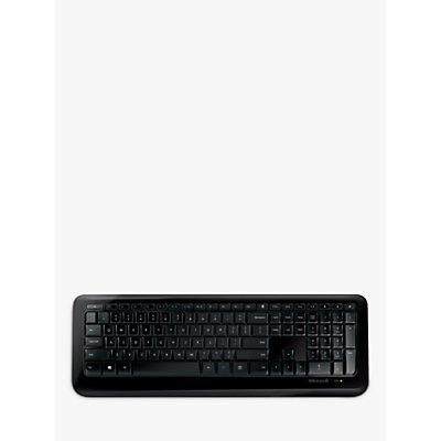 Microsoft PZ3 00006 Wireless Keyboard 850  Black - 885370998795