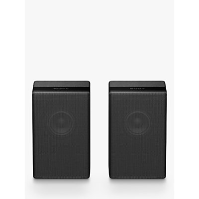 Sony SA Z9R Wireless Rear Speakers for use with HT ZF9 - 4548736067912