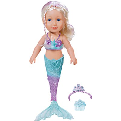 Zapf Baby Born Little Sis Mermaid