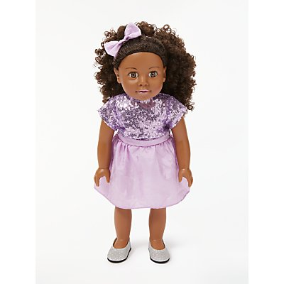 John Lewis & Partners Isabelle Collector's Doll