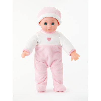 John Lewis & Partners My First Doll, Pink