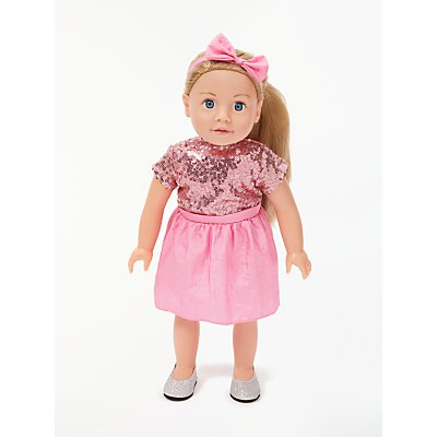 John Lewis & Partners Sophie Collector's Doll