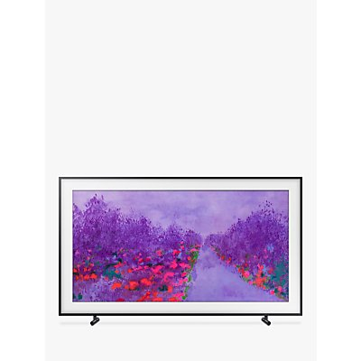 Samsung The Frame (2018) Art Mode TV with No-Gap Wall Mount, 55, Ultra HD Certified