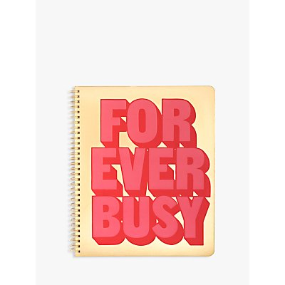 ban do Forever Busy Notebook - 825466961524
