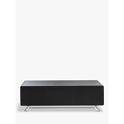 Alphason Chromium Concept TV Stand For TVs Up To 55, Black