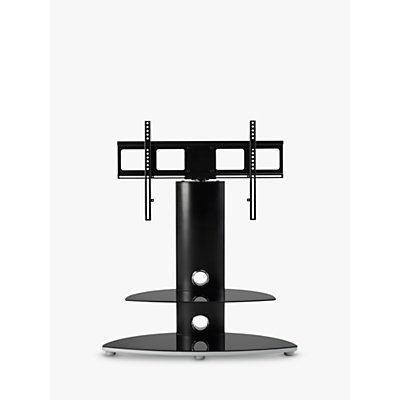 Alphason Osmium TV Stand For TVs Up To 36, Black