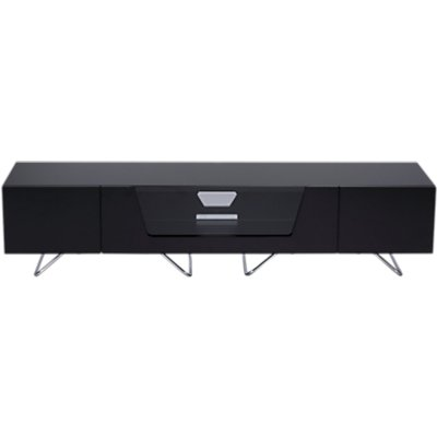 Alphason Chromium 1600 TV Stand For TVs Up To 70