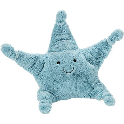 Jellycat Sky Starfish Soft Toy, Medium