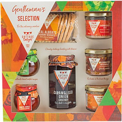 Cottage Delight Gentleman's Selection, 375g