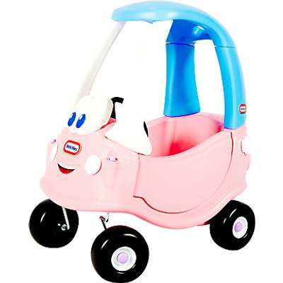 Little Tikes Cosy Coupe Pink Car Ride-On Toy