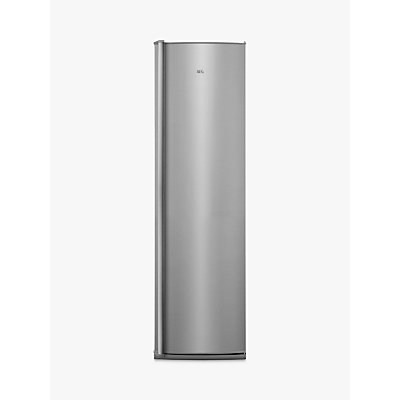 AEG AGB62226NX Tall Freezer  A   Energy Rating  59 5cm Wide  Silver - 7332543590216