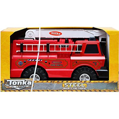 TONKA Steel Mighty Fire Truck