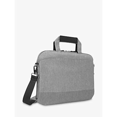 Targus CityLite Shoulder Bag for Laptops up to 14     Grey - 5051794024135
