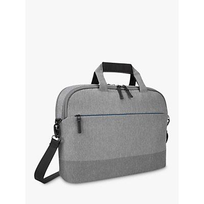 Targus CityLite Shoulder Bag for Laptops 12   15 6     Grey - 5051794024159